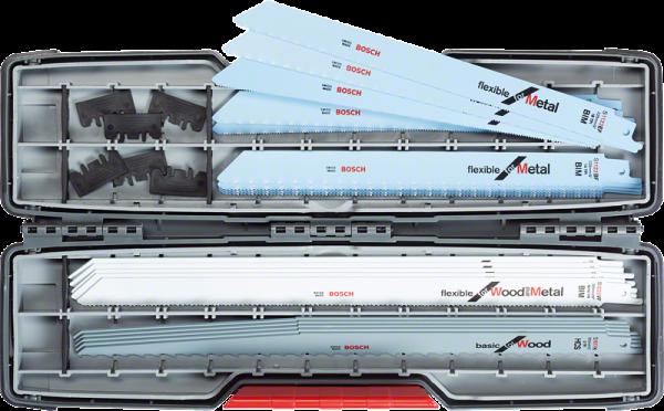 Bosch Professional SSB ToughBox 20tlg. All-in-One (2607010996)