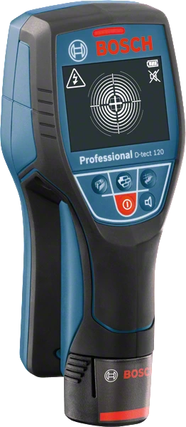 Bosch Professional D-Tect 120 + L-Boxx (0601081301)