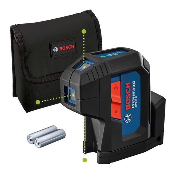 Bosch Professional GPL 3 G Punktlaser (0601066N00)