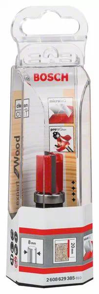 Bosch Professional Bündigfräser Expert for Wood 8x16x60 (2608629385)