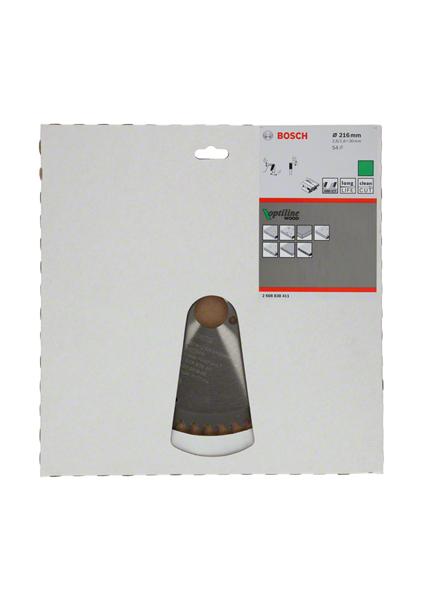 Bosch Professional Kreissägeblatt OP WO S 216x30-54 (2608838411)