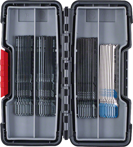 Bosch Professional STB ToughBox Top Seller Wood/Metal 40.tl (2607010904)