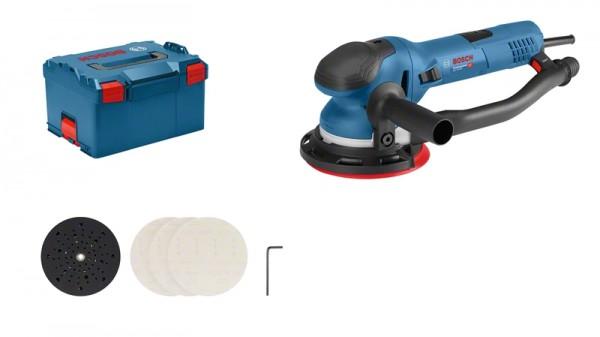 Bosch Professional GET 75-150 (0601257101) Exzenterschleifer