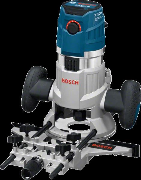 Bosch Professional GMF 1600 CE (0601624002) Multifunktionsfräse