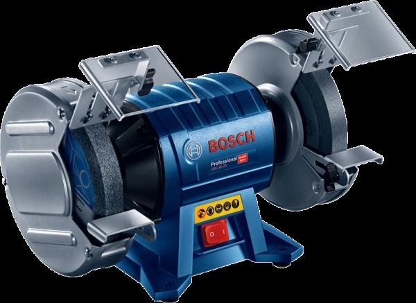 Bosch Professional GBG 60-20 Doppelschleifmaschinen Karton (060127A400)