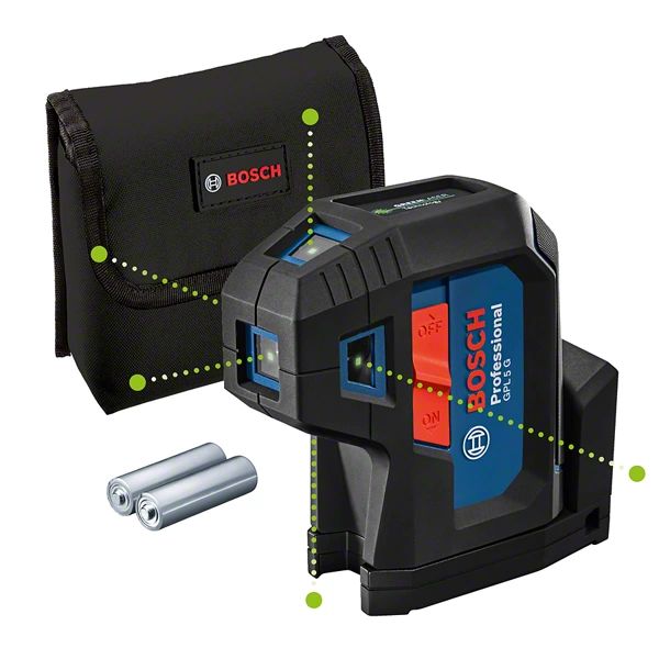 Bosch Professional GPL 5 G Punktlaser (0601066P00)