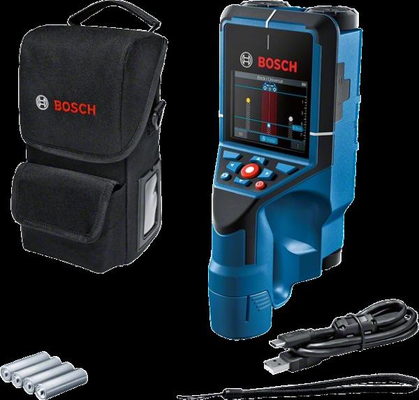 Bosch Professional Wallscanner D-Tect 200 C (0601081600)