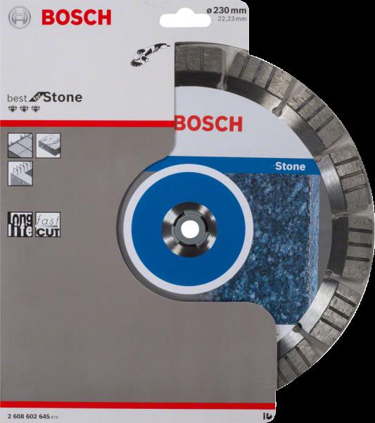 Bosch Professional DIA-TS 230x22,23 Best Stone (2608602645)